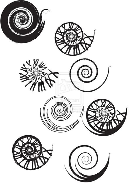 spiral tattoo designs spiral design by pictures to pin on tattooskid