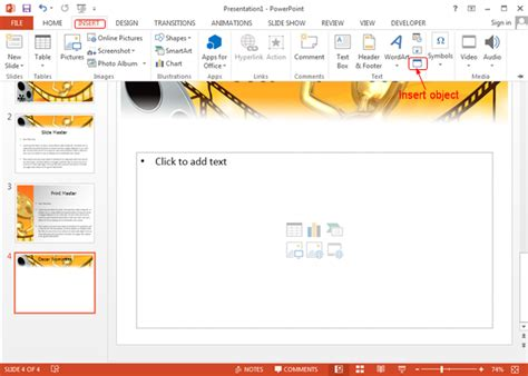 powerpoint tutorial pdf 2013 how to insert pdf into powerpoint 2013 slides powerpoint