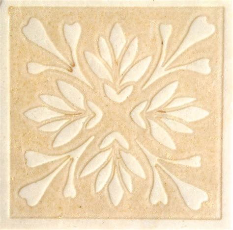 glass dot insert wall tile mike santaniello decorative etched dot insert