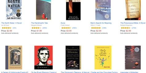amazon most popular great kindle book sale on amazon today on popular books