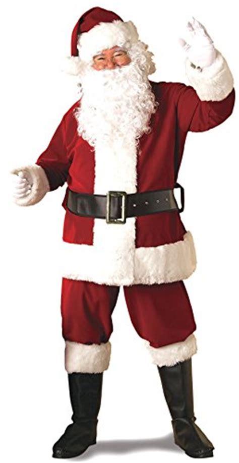 large santa suit top 5 best santa clause suit for sale 2016 product