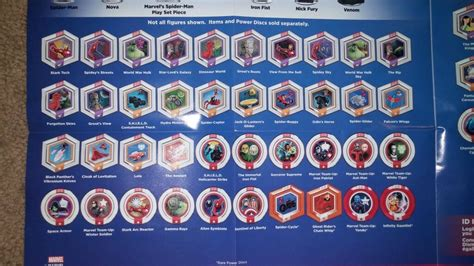 poster included disney infinity