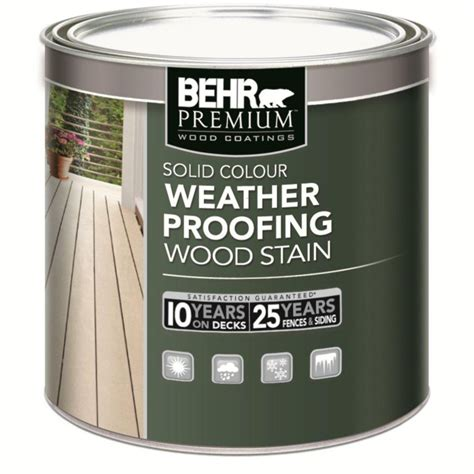 Behr Discount by Exterior Water Sealers Canada Discount