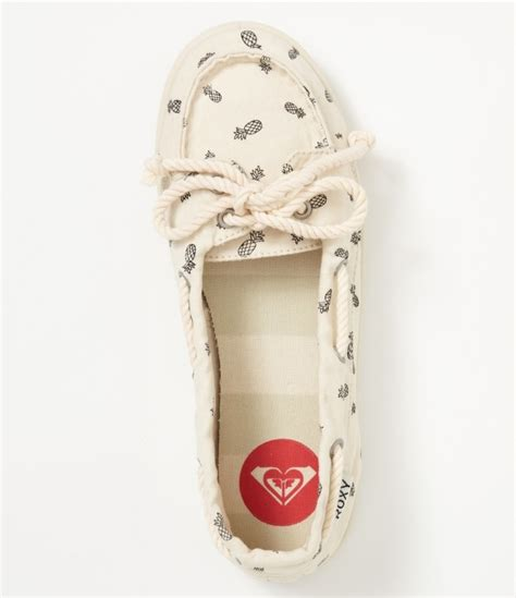 roxy anchor boat shoes roxy pineapple boat shoes pineapple pinterest boats