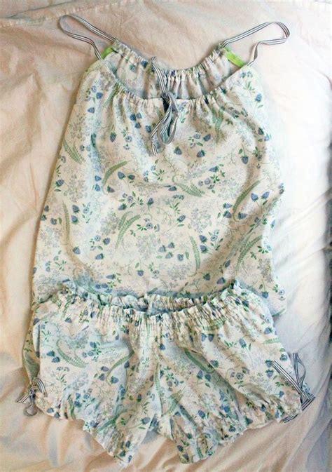 diy pajama diy pajamas sewing pattern sewing