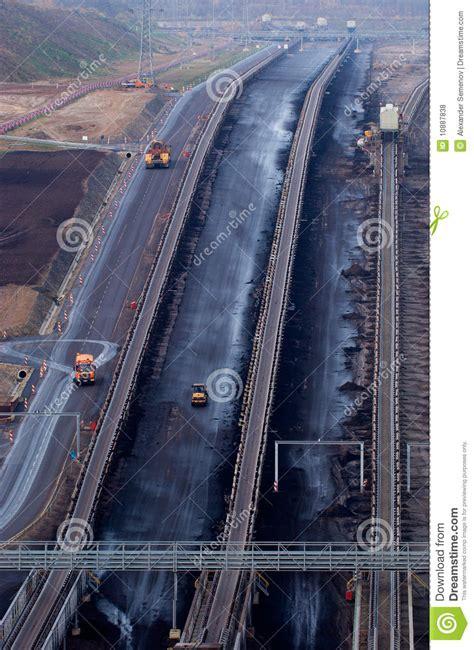 coal pit coal open pit royalty free stock photos image 10887838