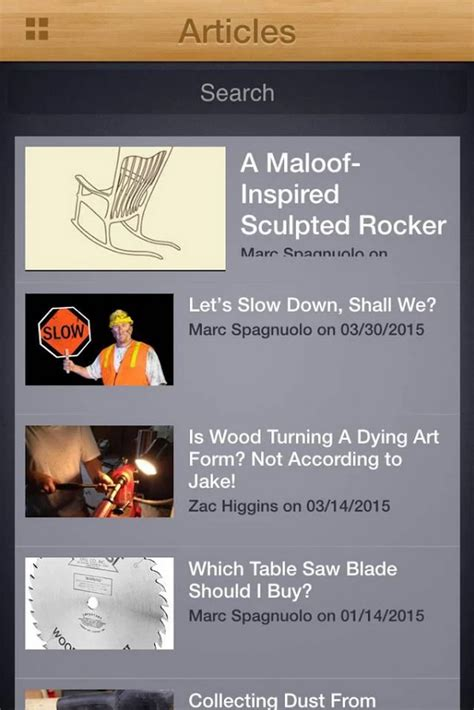 free woodworking apps 5 must mobile apps for woodworkers
