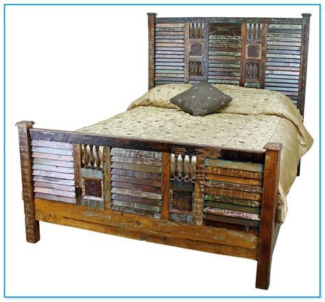 Reclaimed Wood Bedroom Set by Reclaimed Wood Bedroom Set