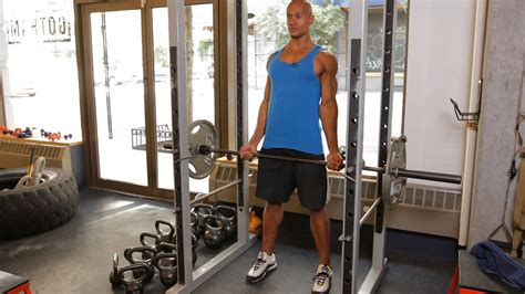 Rack Pulls by How To Do Rack Pulls Back Workout