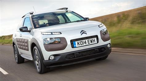 citroen  cactus review top gear
