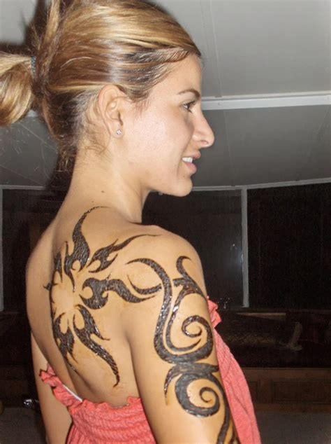 lady tribal tattoos 10 awesome german tribal tattoos only tribal
