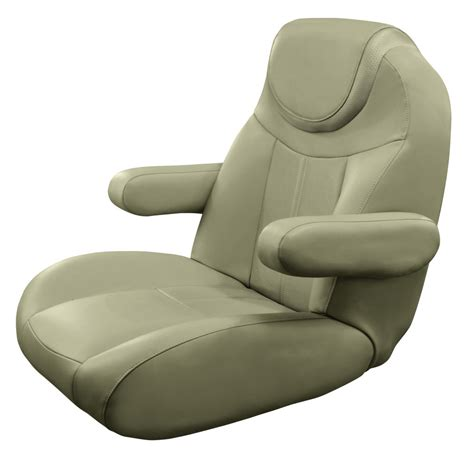 Reclining Boat Seats by Tellico Mid Back Recliner Pontoon Seat Wise Seats Iboats
