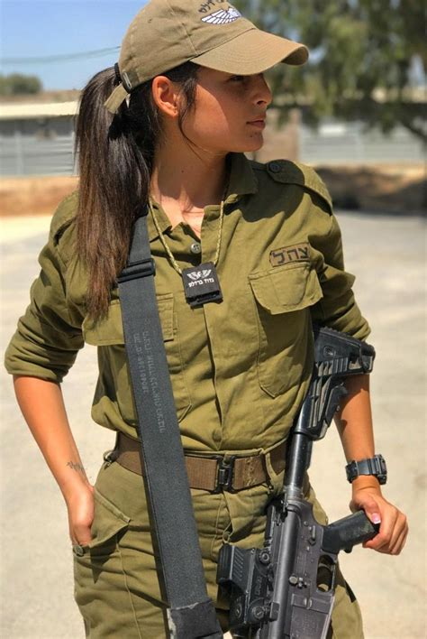looking to israel for clues on women in combat the new york times idf israel defense forces women girls with guns
