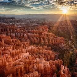 Utah Home Design Magazine bryce canyon utah sunset