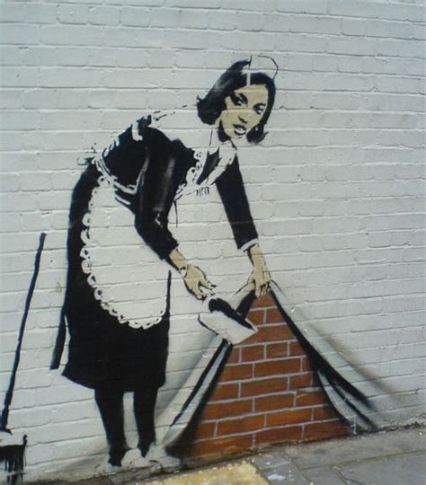 Artist Banksy Biography | artist born robert banks c 1975 in bristol england