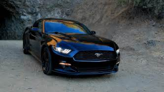 Black Ford Mustang 2015 2015 Ford Mustang Wallpaper Black Image 289
