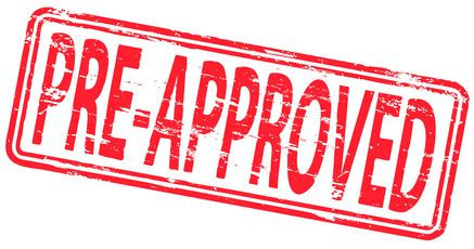 home loan pre qualification or pre approval