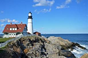visit 6 lighthouses near portland maine