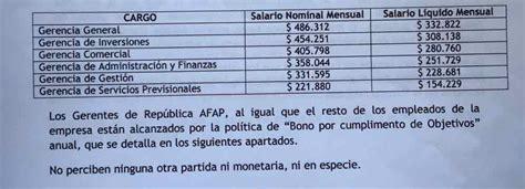 sueldos en uruguay uruguay sueldos de la impunidad trinchera de nuestra