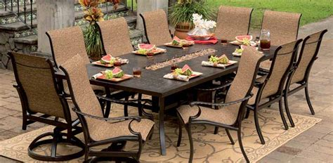 patio furniture northern virginia northern virginia castelle monterey collection