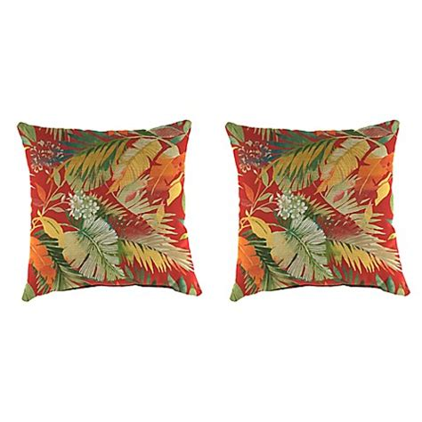 bed bath and beyond outdoor pillows outdoor throw pillows in tomesa fireball bed bath beyond
