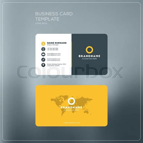 personal card designer template corporate business card print template personal visiting