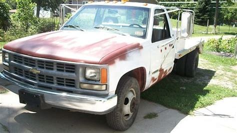 how do cars engines work 1994 chevrolet 3500 electronic valve timing find used 1994 chevy 3500 dually cheyenne work truck in cassopolis michigan united states for