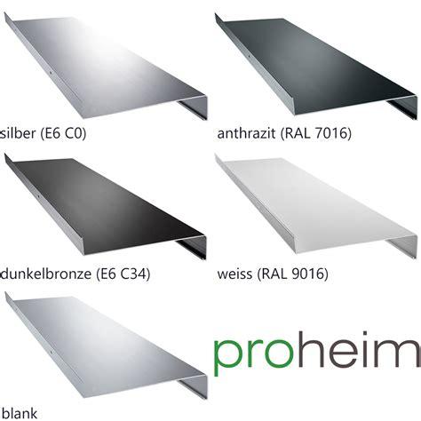 fensterbank nach ma gro 223 artig fensterbanke aluminium ideen die besten