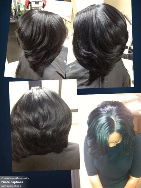 25 beautiful black weave hairstyles ideas on pinterest