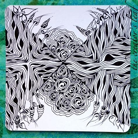 zentangle pattern diva dance 123 best images about zentangle flowers and leaves on