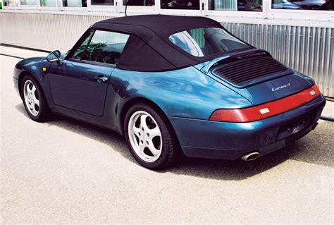 1995 porsche 911 cabriolet 1995 porsche 911 4s cabriolet porsche