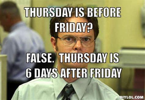 Thursday Meme - thursday work meme 2016 images reverse search