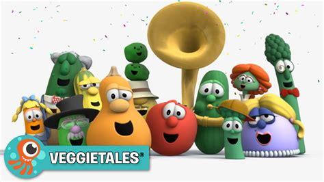 theme song veggie tales veggietales theme song jellytelly youtube