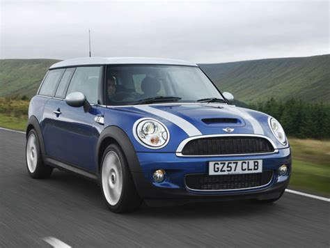 repair anti lock braking 2008 mini cooper auto manual new mini cooper clubman private fleet
