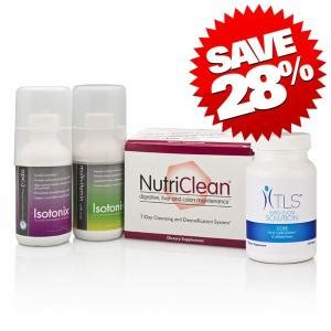Nutriclean Detox Weight Loss by Colon Cleanse Pro Vs Tls Detox Kit
