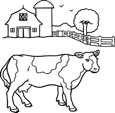 Printable Cow Coloring Pages Coloring Me Cow Printable Coloring Pages