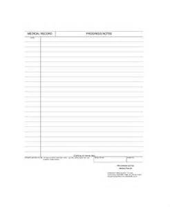 Clinical Progress Note Template by Progress Note Template 9 Free Word Pdf Documents