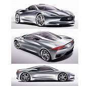 2012 Nissan Infiniti Emerg E Concept Car  Ride Sally