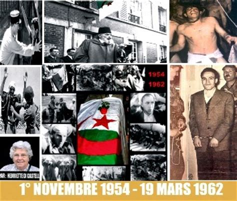 www haoues com revolution algerienne 1 er novembre 1954 19 mars 1962