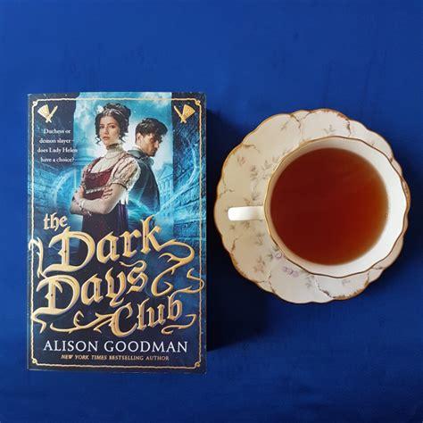 Helen The Days Club By Alison Goodman the days club earl grey editing