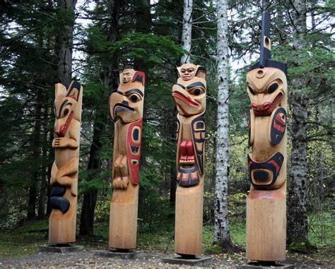 images of totem poles 1000 images about totems tikis on