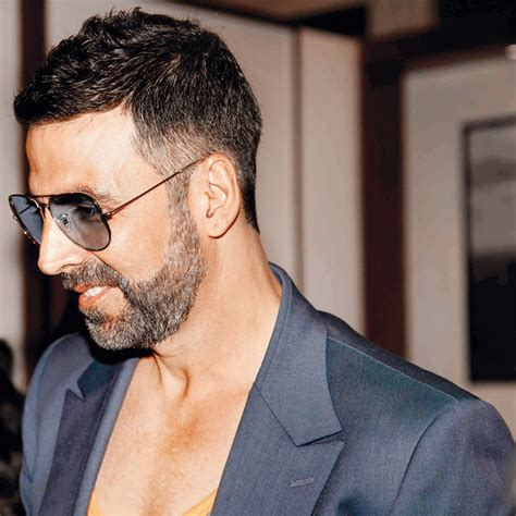 akshay khanna hair i m more than the man of the house today says akshay
