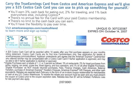 Can I Get Cash From My American Express Gift Card - american express costco rebate card review infocard co
