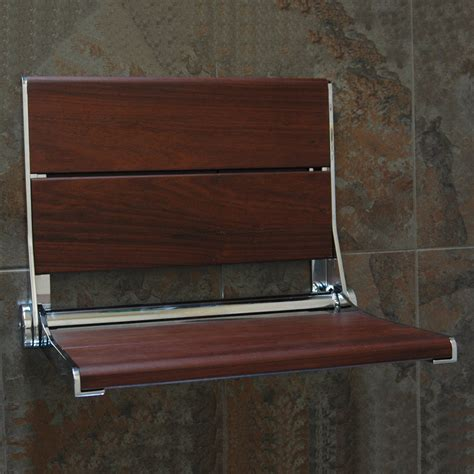 lowes shower bench health craft ws 18 wd invisia serenaseat fold away