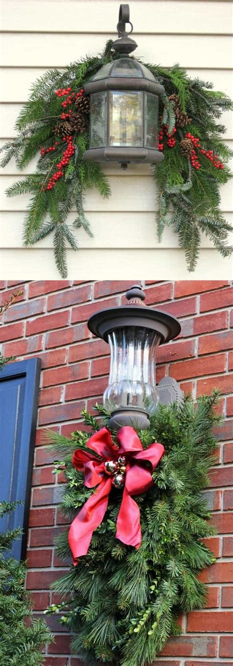 gorgeous outdoor christmas decorations 32 best ideas