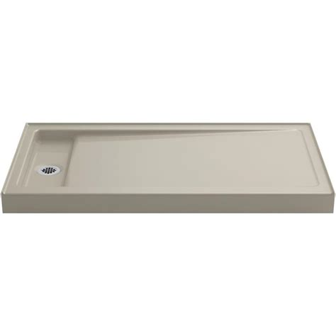 Kohler Bellwether Shower Base by Kohler Bellwether 60 In X 32 In Single Threshold Shower