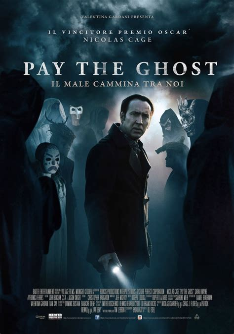 film nicolas cage pay the ghost pay the ghost film 2016