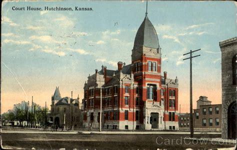 City Of Hutchinson Ks Court House Hutchinson Ks