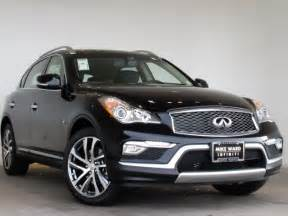 Infiniti Touring Package New 2017 Infiniti Qx50 Awd Deluxe Touring Package