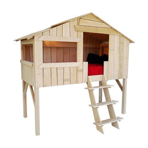 Cabana House Plans mathy by bols hochbett baumhaus h 252 tte linde natur bei